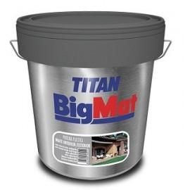 TITAN TINTA BIGMAT INTERIOR/EXTERIOR BRANCO - 15L