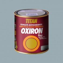 TITAN OXIRON LISO CINZA PEROLA - 750ML