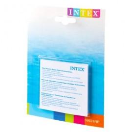 INTEX SET DE REMENDOS AUTO-ADESIVOS 7CM 59631