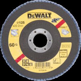 DEWALT DISCO LAMELADO 125mm GRAO 80 CONC DT3267-QZ