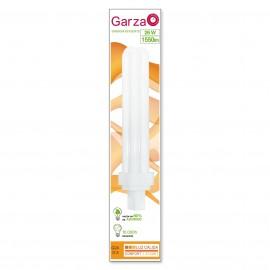 GARZA BIAX 2PIN G24D-3 26W 1550lm 2700K L.Q 400403