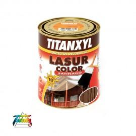 TITAN TITANXYL SATIN EBANO 750ML