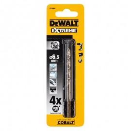 DEWALT-BROCA COBALTO HSS-CO P/METAL 6.5 DT4909-QZ